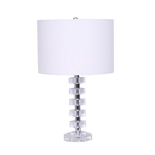 "Lampe de Table  Crystale ""Jazz"""