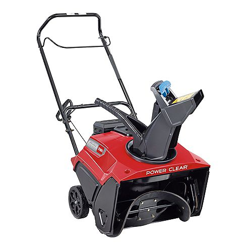 Power Clear 21-inch 721 R Commercial Snowblower