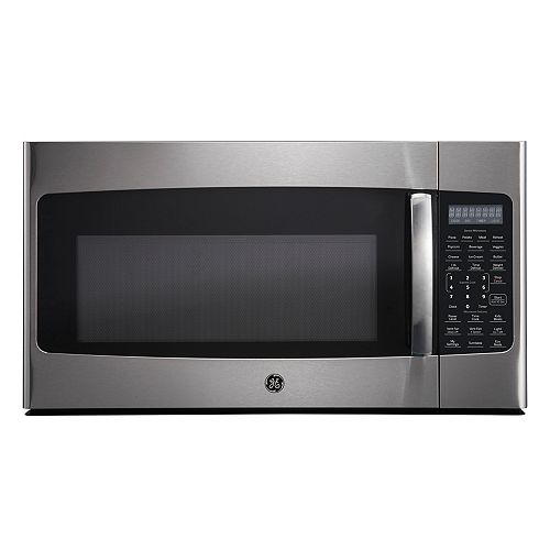30-inch 1.8 Cu Ft Over-The-Range Microwave Oven in Stainless Steel