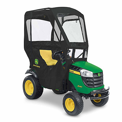 Lawn Tractor Weather Enclosure