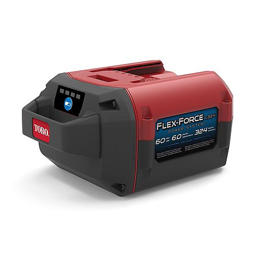 60V Max 6.0 Ah Lithium-Ion L324 Battery, Flex-Force Power System