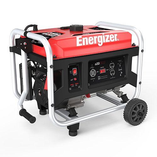 Energizer eZG3500 3500 Watt Portable Generator