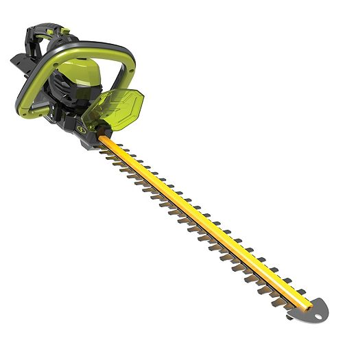 Sun Joe 24-inch 100V Lithium-iON Cordless Handheld Hedge Trimmer (Bare Tool Only)