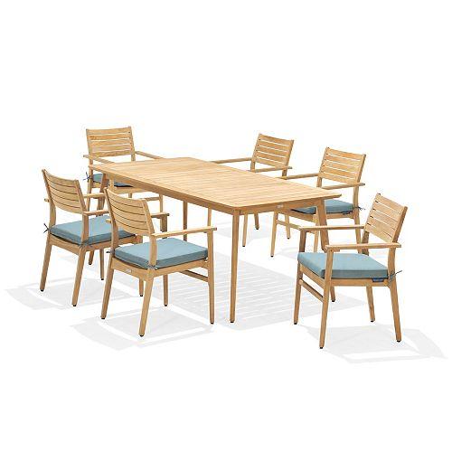 Eve 7-piece Dining Set