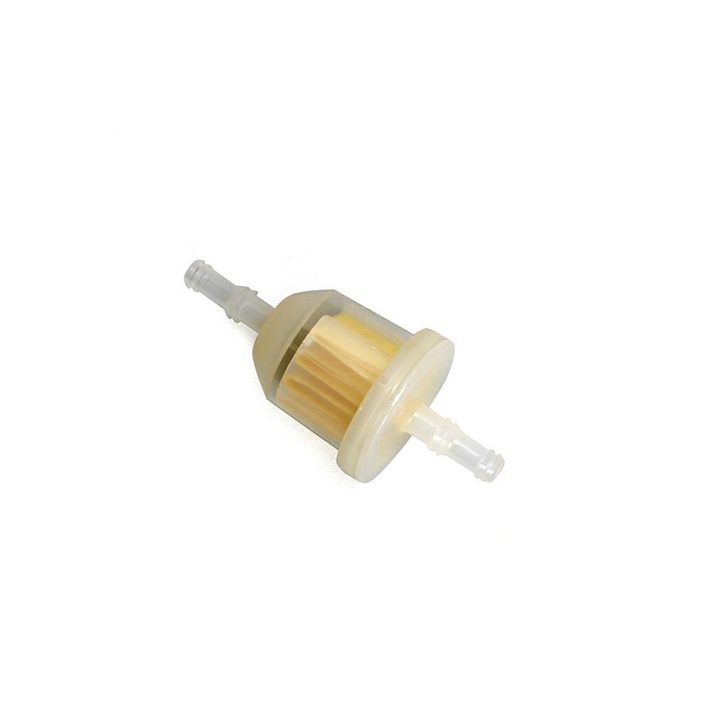 Atlas Small Engine Inline Fuel Filter for Gravity-Feed and Fuel-Pump Engines