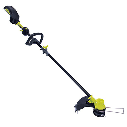 Core Tool, 16-inch 100V Lithium-iON Cordless Brusless String Trimmer,(No Battery & Charger)