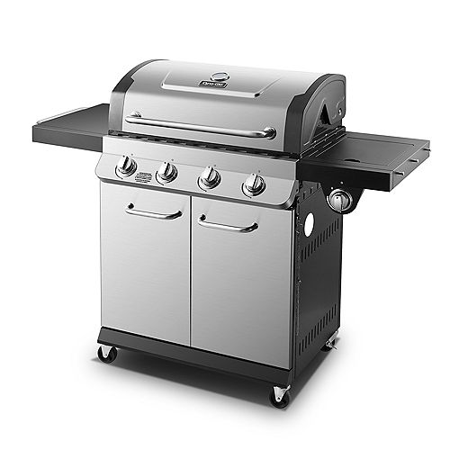 Premier 4-Burner Propane Gas Grill
