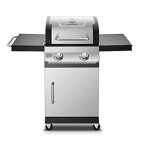 Barbecue au gaz naturel à 2 brûleurs Premier