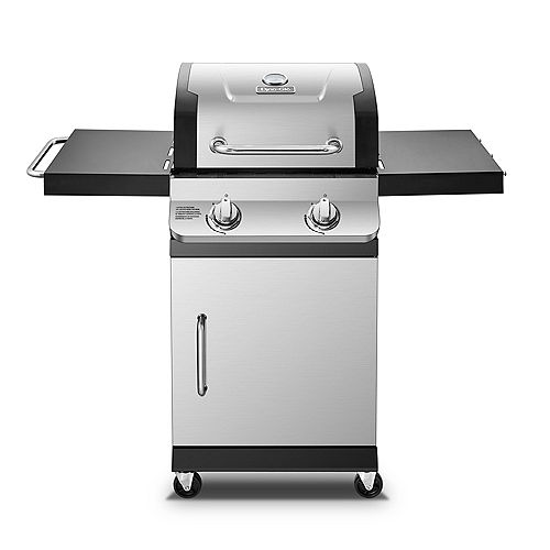 Premier 2-Burner Natural Gas Grill