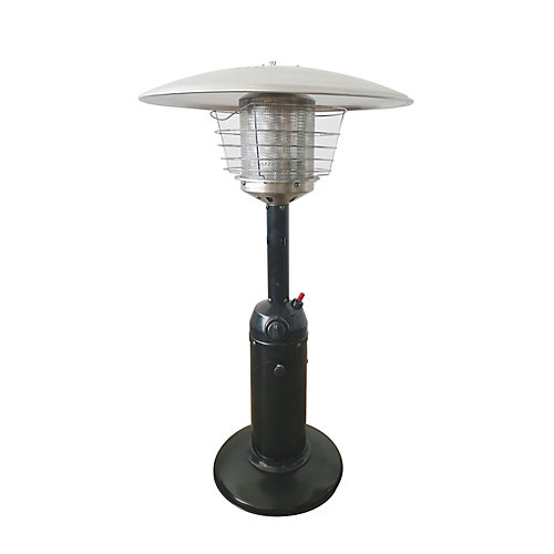 36-inch Outdoor Table Top Patio Heater in Black Finish