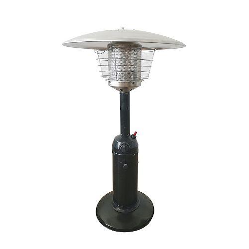 Hampton Bay 36-inch Outdoor Table Top Patio Heater in Black Finish