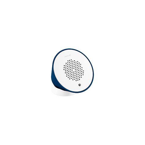 Enceinte sans fil en bleu marine