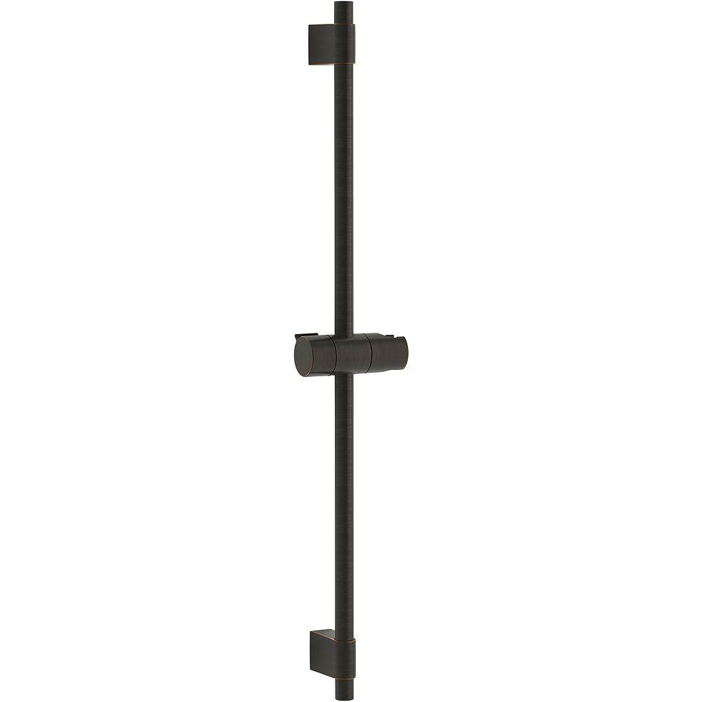 """KOHLER 24"""" shower slidebar in Oil-Rubbed Bronze"""