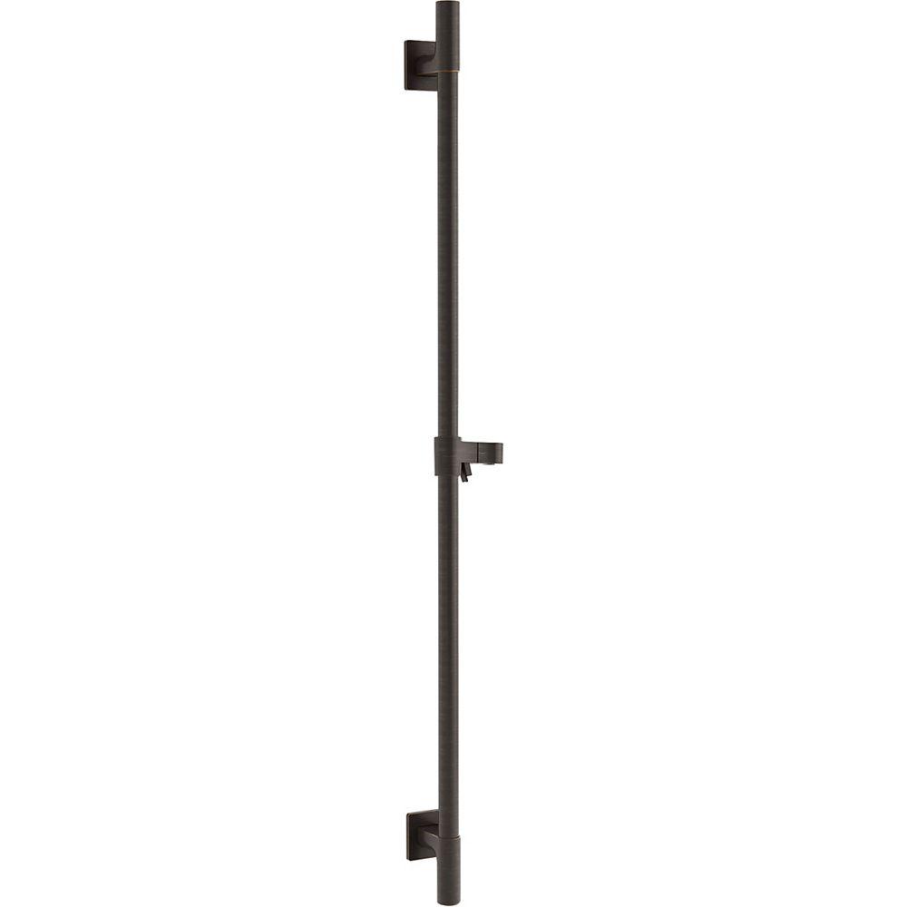 """KOHLER Deluxe slidebar, 36"""" in Oil-Rubbed Bronze"""