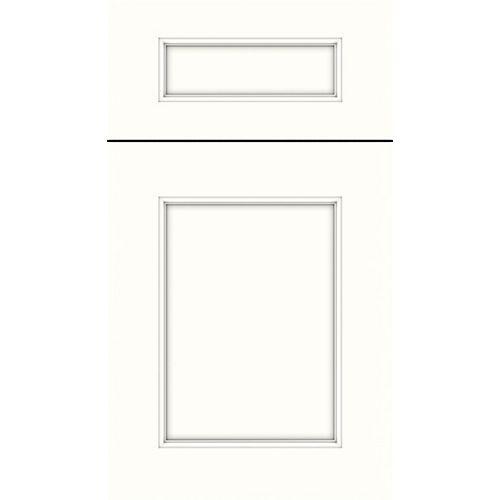 TVN Sample Door - Hollings Maple Gypsum