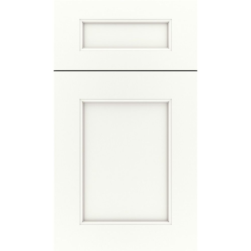 Thomasville Nouveau TVN Sample Door - Hollings Maple Snowflake