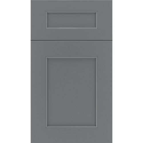 TVN Sample Door - Hollings Maple Iron Grey