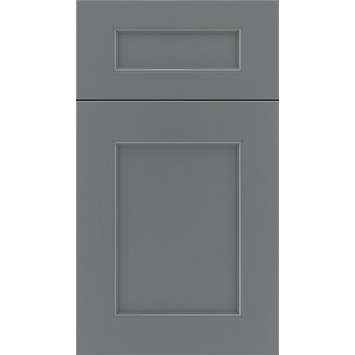 TVN Sample Door - Chandler MDF Iron Grey