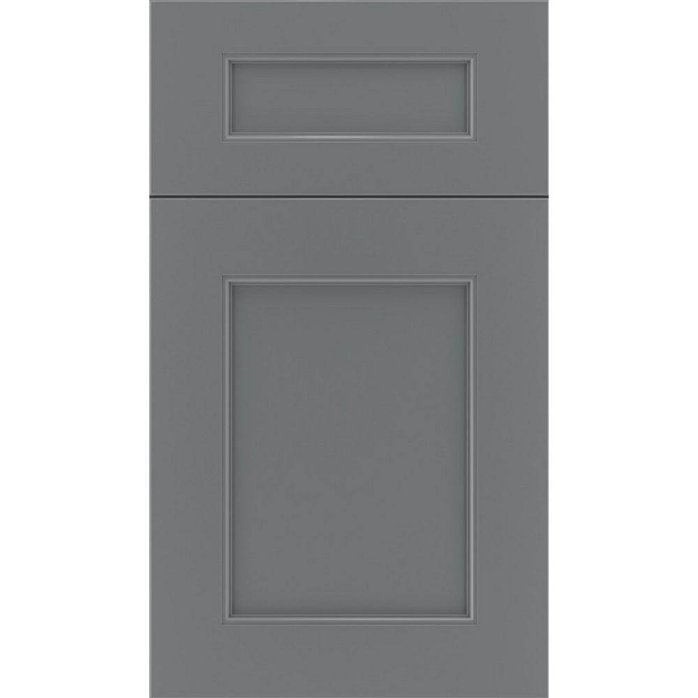 Thomasville Nouveau TVN Sample Door - Chandler MDF Iron Grey