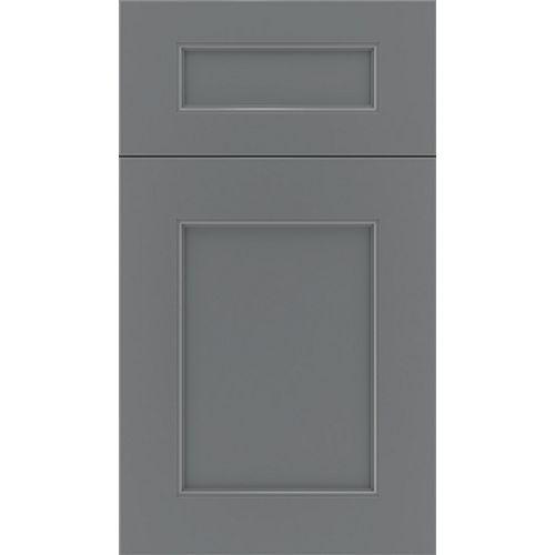 TVN Sample Door - Chandler MDF Iron Grey
