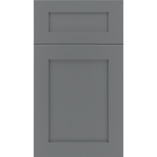 TVN Sample Door - Anson Maple Iron Grey