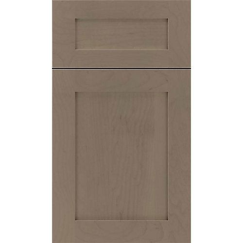 TVN Sample Door - Anson Maple Pebble