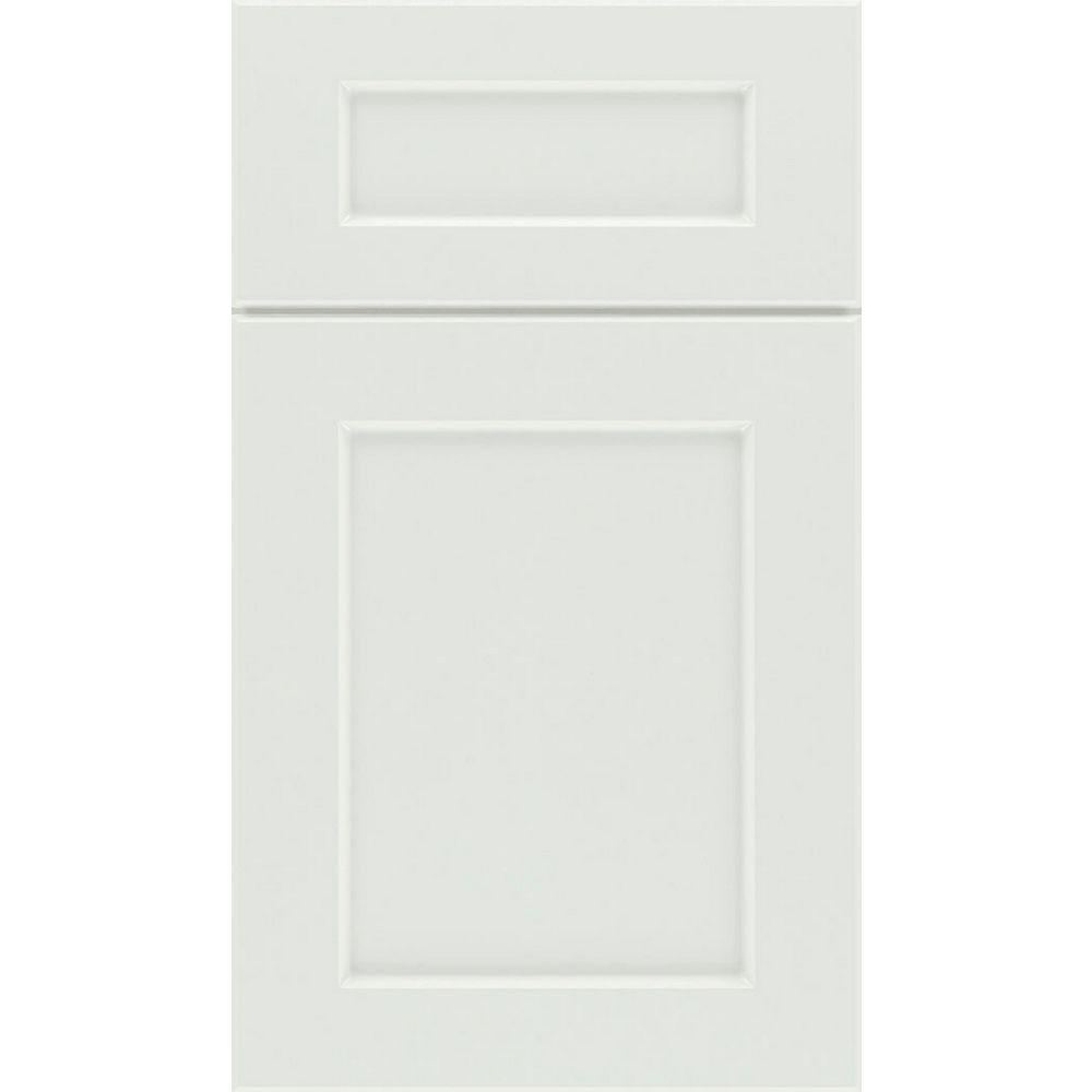 Thomasville Nouveau TVN Sample Door - Nelson Thermofoil Satin Lilly