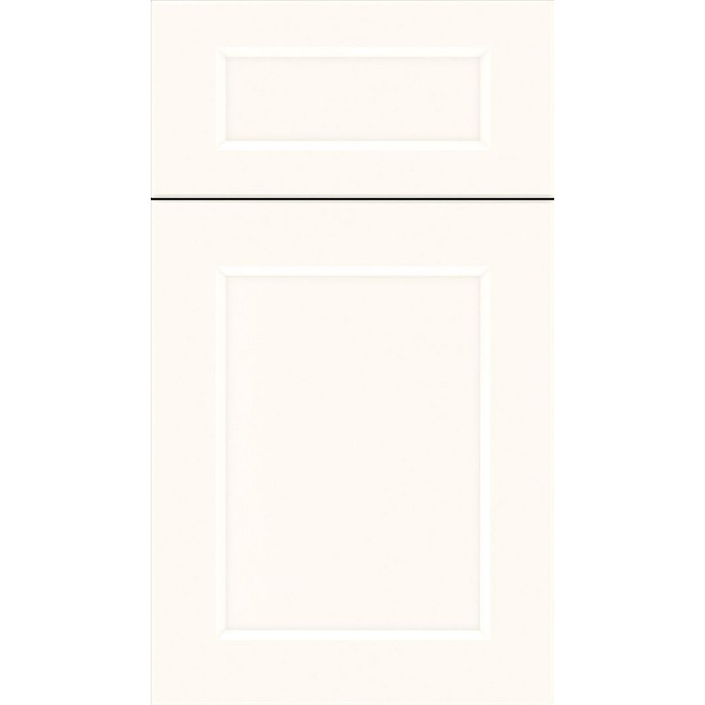 Thomasville Nouveau TVN Sample Door - Nelson Thermofoil Textured Lilly