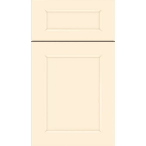 TVN Sample Door - Nelson Thermofoil Satin Oleander