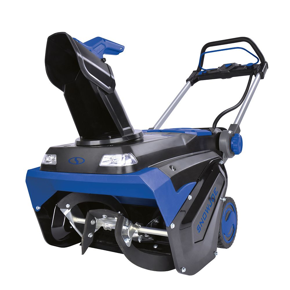 Snow Joe Lithium-iON Cordless Variable Speed Single Stage Snowblower- 21-Inch, 100-Volt, No Battery + Charger
