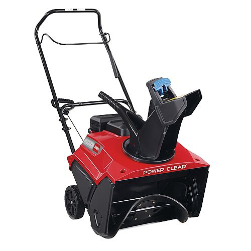 Toro Power Clear 821 R-C 21-inch 252 cc Commercial Single-Stage Self Propelled Gas Snow Blower