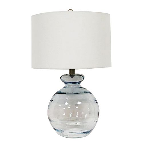 Lampe de Table en Verre Riley