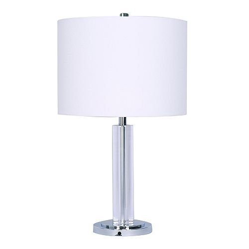 "Lampe de Table en crystale ""Adrian"""