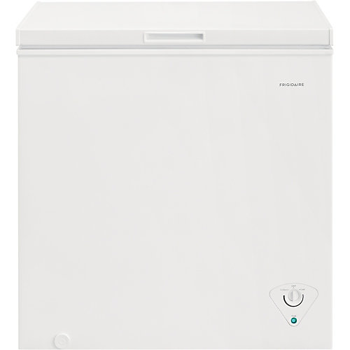 7 cu. ft. Chest Freezer in White