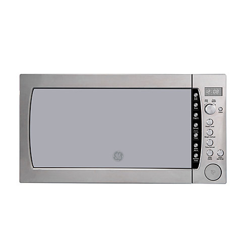 25-inch 2.2 Cu. Ft. Countertop Microwave Oven in Stainless Steel