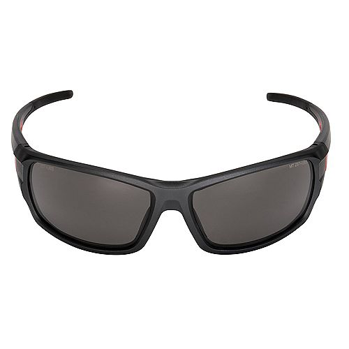 Milwaukee Tool Performance safety Glasses with Anti-Scratch and Fog-Free Tinted Lenses