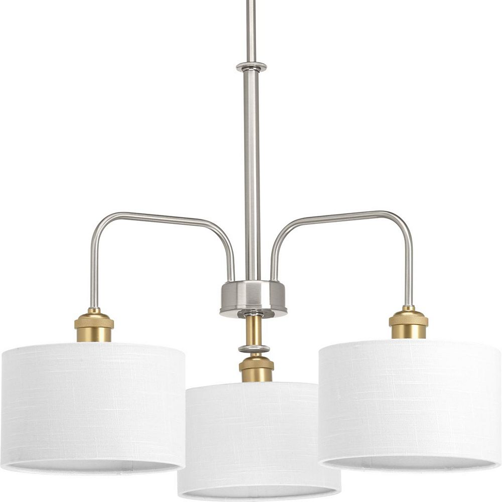 Progress Lighting Cordin Three-Light Chandelier