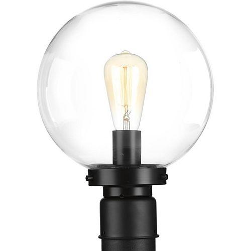 Lanterne sur poteau Globe