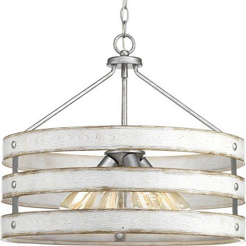 Lampe suspendue Gulliver à quatre lumières