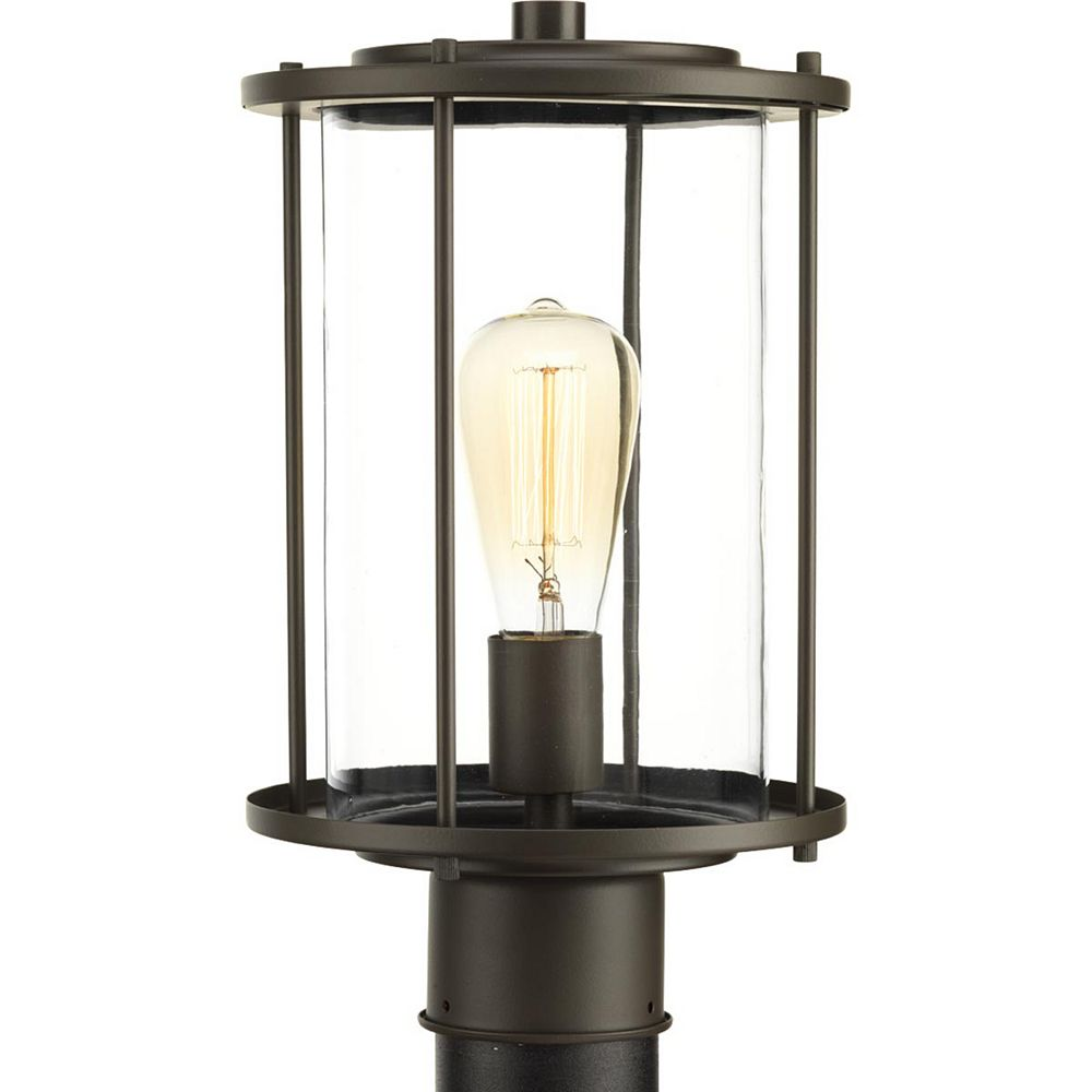 Progress Lighting Lanterne sur poteau Gunther