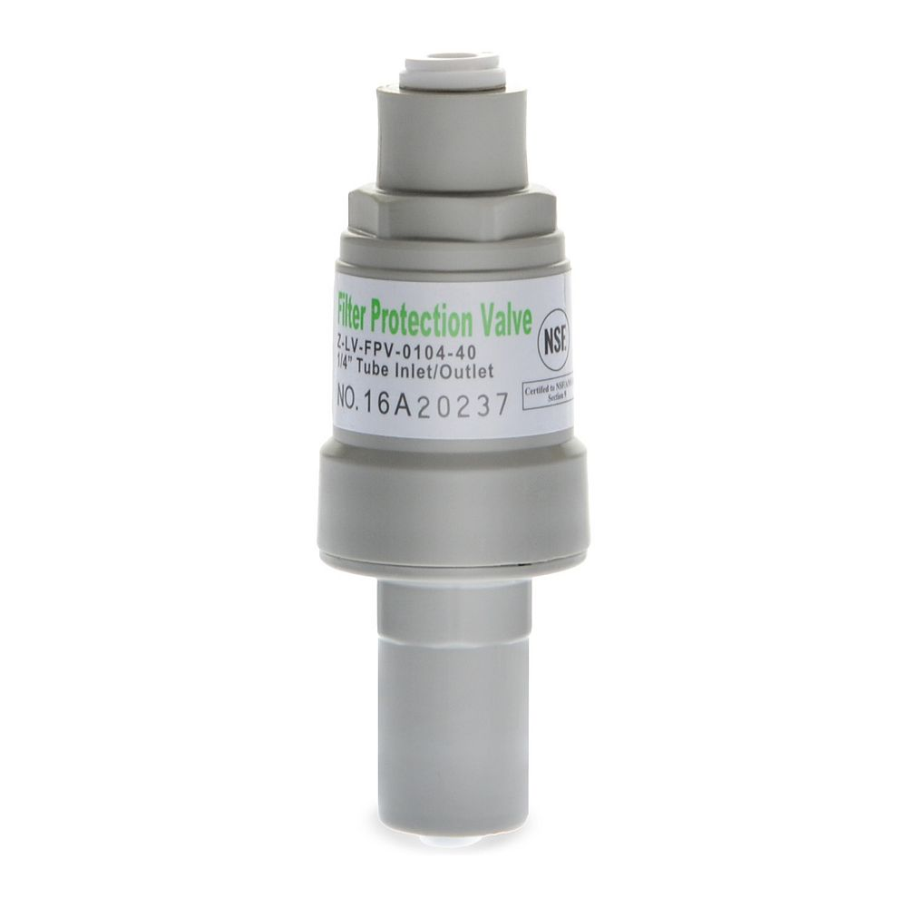 iSpring APR40 Pressure Regulator Filter Protection Valve with 1/4 inch Quick Connect