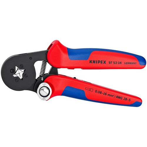 7-1/4 inch Self-Adjusting Crimping Pliers
