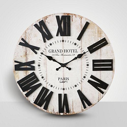 Hôtel Grand horloge Vintage 24po