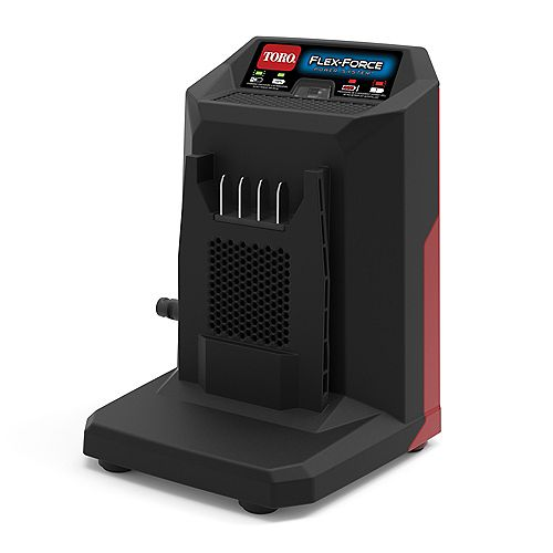 60V Max 2.0 Amp Lithium-Ion Quick Battery Charger, Flex-Force Power System