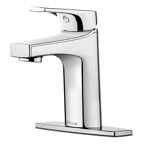 Ferris Single Control Bathroom Faucet in Chrome