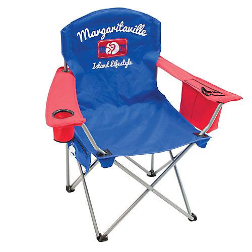 Quad Chair - Island Lifestyle 1977 - Blue/Red