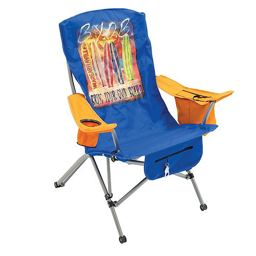 Margaritaville Chaises Suspension - Teal/Orange