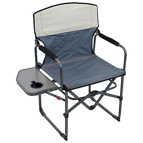 Gear Broadback XXL Directors Chair - Slate/Putty