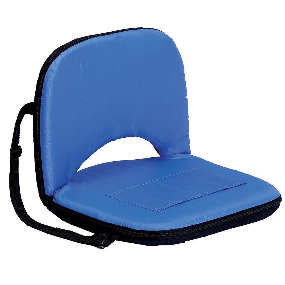 RIO Brands Gear Bleacher Boss MyPod Stadium Seat- Steel Blue