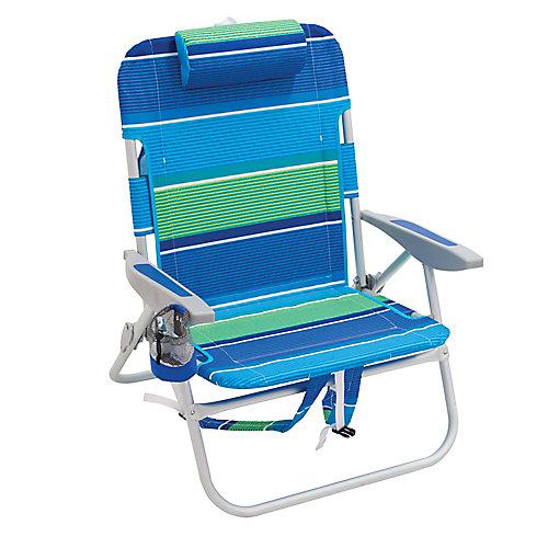 Gear Big Boy Backpack Chair - Stripe